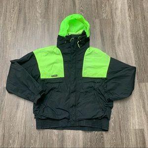 Retro Columbia Parka Jacket